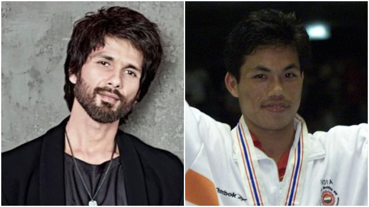 Shahid Kapoor pays tribute to boxer Dingko Singh, says he will remain an  inspiration - Movies News
