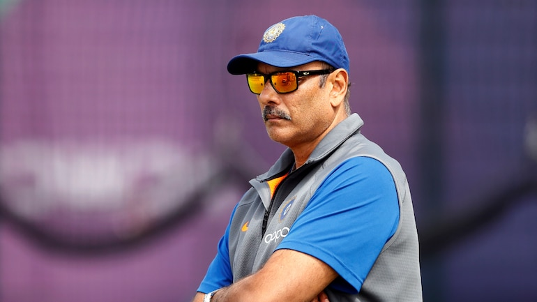 Ravu Shastri has been India's head coach since July 2017.