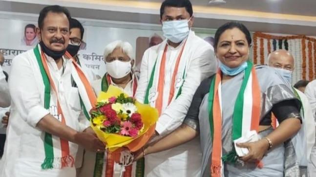 Maharashtra: Former minister Sunil Deshmukh quits BJP, joins Congress on Rahul Gandhi's birthday