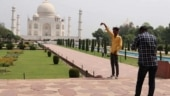 Taj Mahal reopens after 2 months, entry allowed only via online tickets
