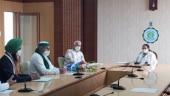 Bengal CM Mamata Banerjee meets BKU leader Rakesh Tikait, assures support to agitation