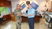 Eastern Army Commander visits EAC headquarters in Shillong