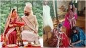 Inside pics from Yami Gautam and Aditya Dhar's intimate mountain wedding