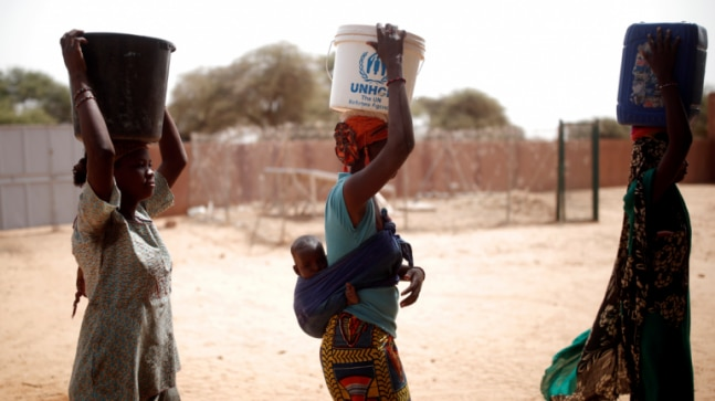 Crisis in Africa: Future wars could be for water, not oil