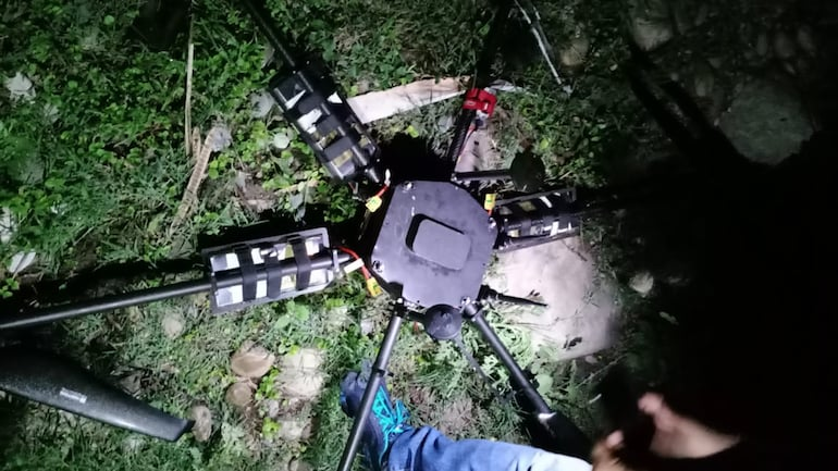 Jammu and Kashmir Police shoots down drone in Akhnoor, recovers 5 kg IED -  India News