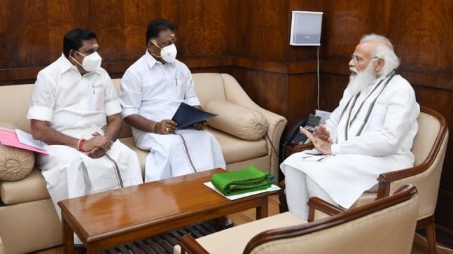 Why AIADMK's Palaniswami and Panneerselvam met PM Modi