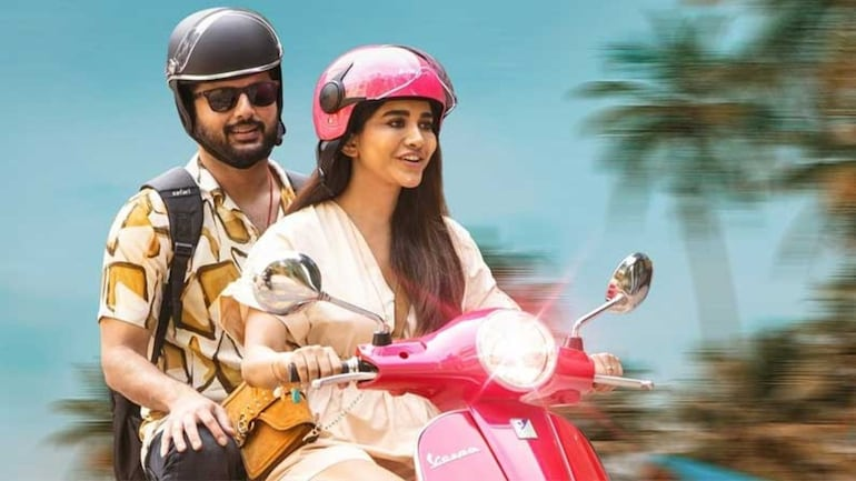 Nithiin's Baby O Baby's lyrical video from Maestro released