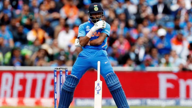 India all-rounder Hardik Pandya (Reuters Image)