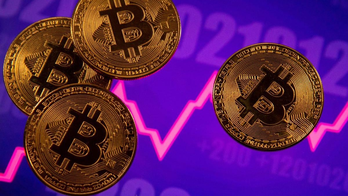 Cryptocurrency, Bitcoin, Ethereum, Bitcoin was not the most exchanged cryptocurrency last week, for the first time, bitmoneycom