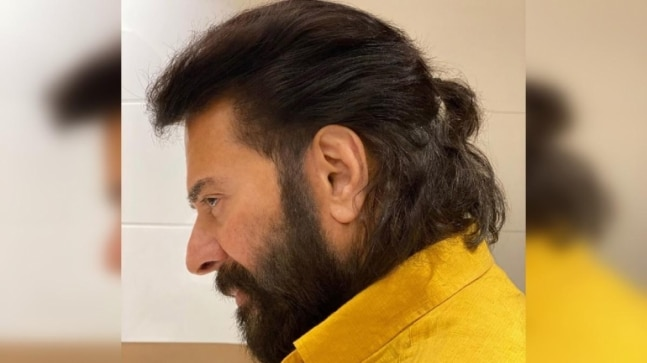 Mammootty's new ponytailed look goes viral. Seen yet?