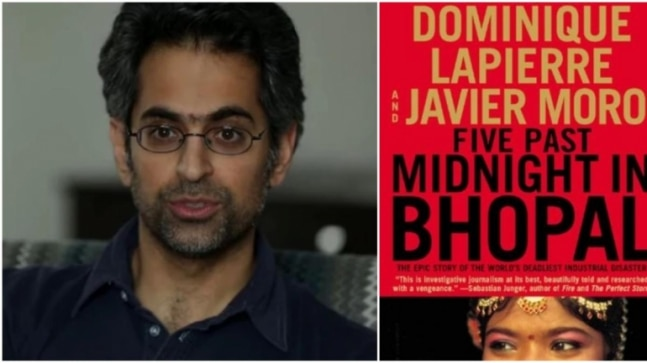 Delhi Crime's Richie Mehta to direct internet collection on Bhopal Fuel Tragedy