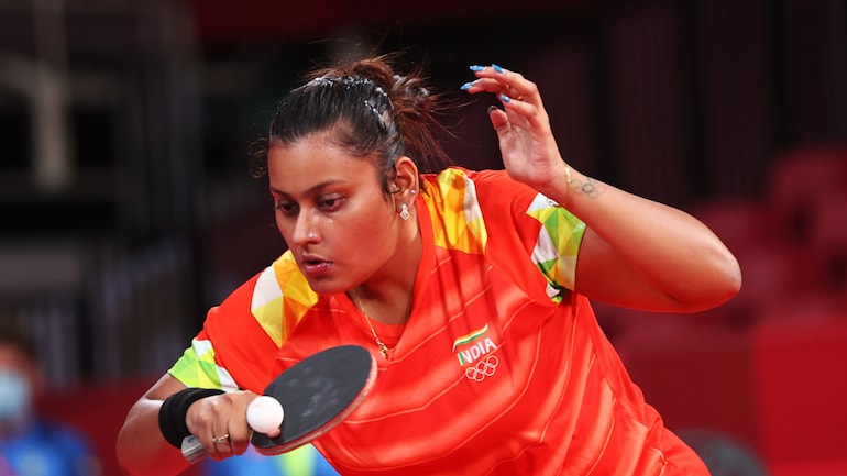 Sutirtha staged a remarkable comeback in her opening match.