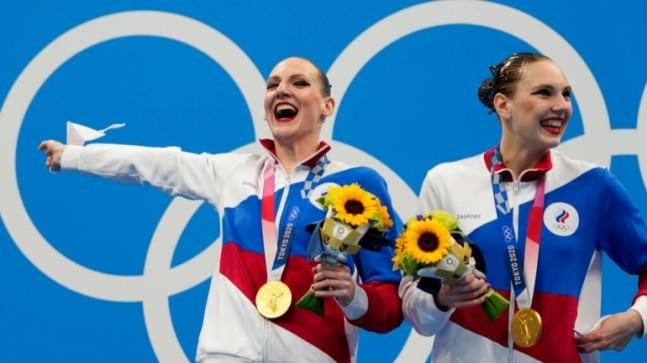 Tokyo 2020: Swimmer Svetlana Romashina bags 6th Olympic gold, Sydney McLaughlin shatters 400m hurdles record - India Today
