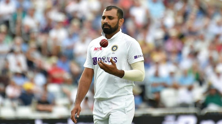 Indian pacer Mohammed Shami (Courtesy: AP)