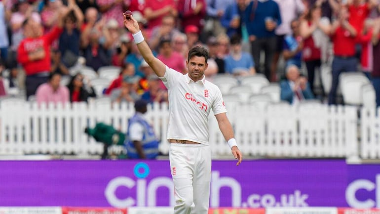 India vs England: James Anderson becomes oldest pacer to take 5-wicket haul  in last 70 years of Test cricket - Sports News