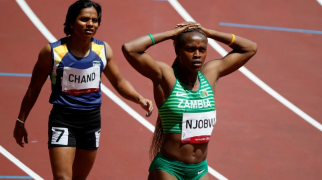 Tokyo Olympics: India's Dutee Chand fails to qualify for women's 200m semifinals after finishing 7th in Heat 4