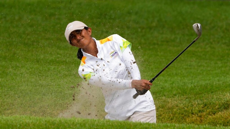 Tokyo Olympics: Thanks to Aditi Ashok, India is watching Golf at 4am - Fans  rejoice young golfer's show - Sports News