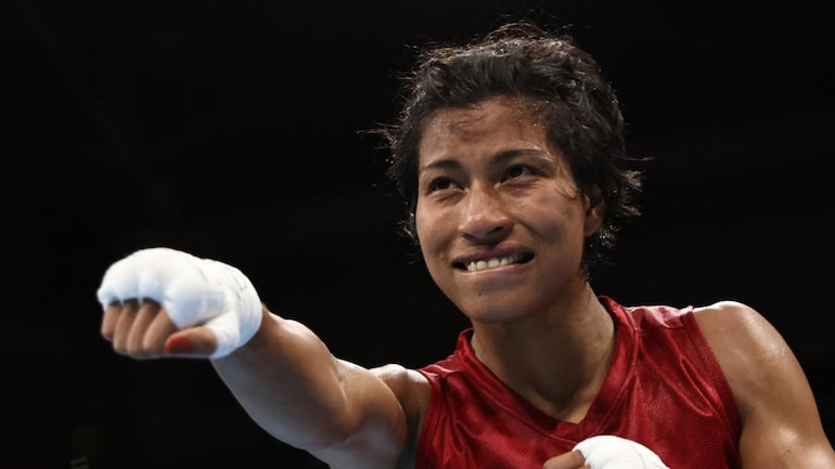 Lovlina is the third Indian boxer to win a medal at the Olympics.