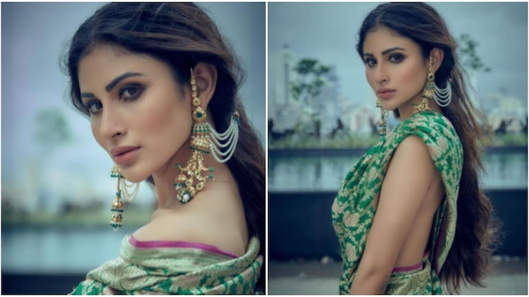 Images posted on Instagram by Mouni Roy.