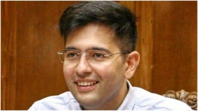 Raghav Chadha, I want you, says Twitter user. AAP leader's response to her is viral