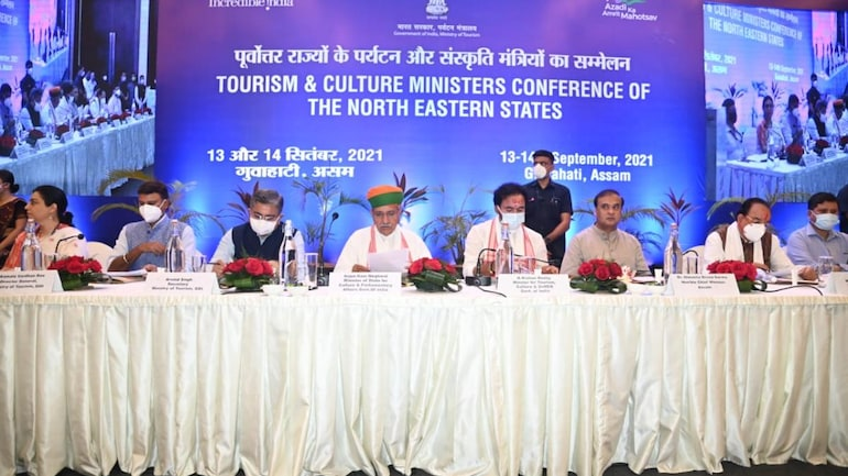 Indian Government sanctions 16 projects, Rs 200 Cr. (USD 26M)for tourism development in 'North-East' India