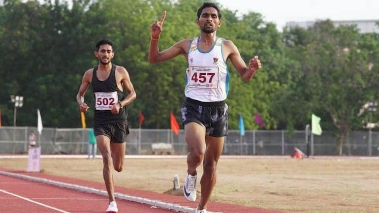 National Athletics Open: Abhishek Paul | KreedOn