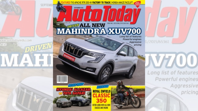 Have you downloaded AUTO TODAY September 2021 issue yet?