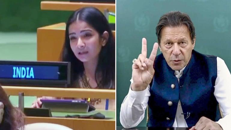 Pakistan is 'arsonist' disguising itself as 'fire-fighter': Sneha Dubey