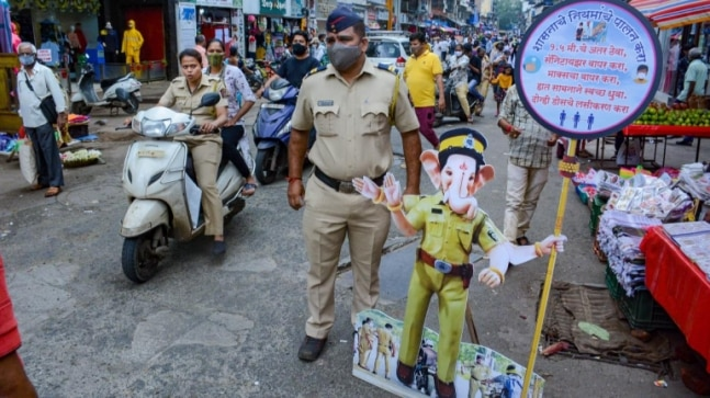 Avoiding crowds during Ganesh Chaturthi not rocket science: Tope on re-imposing Covid curbs in Maharashtra