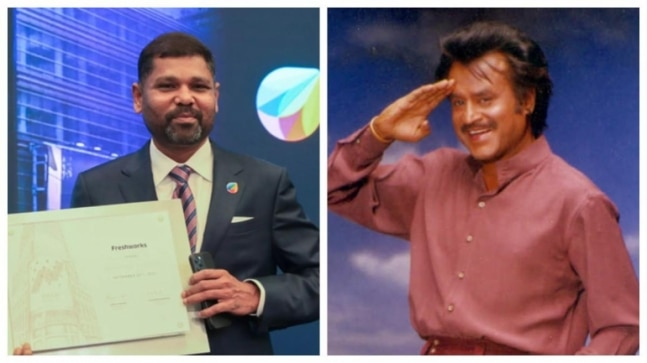 Freshworks CEO quotes epic Rajinikanth dialogue after Nasdaq listing. What does it mean?