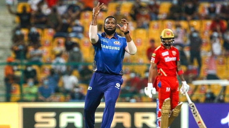 IPL 2021: Maybe this win can spark something in the dressing room, says  Kieron Pollard after MI outclass PBKS - Sports News