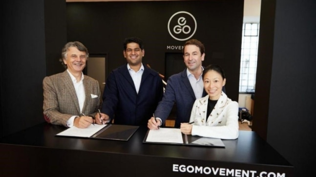 TVS buys majority stake in e-bike brand EGO Movement, forays into personal e-mobility business