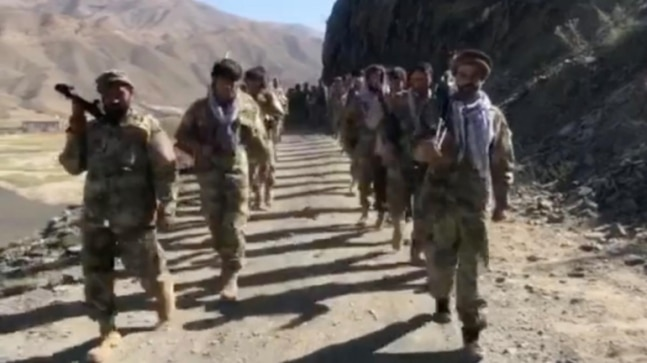 Panjshir bombed by Pakistani Air Force drones: Reports