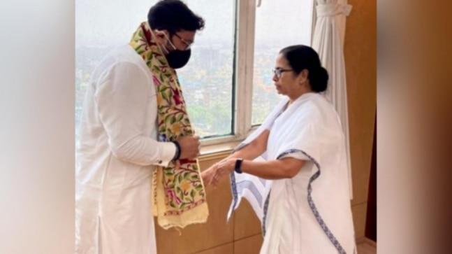 She asked me to sing, work with all my heart: Babul Supriyo on meeting Mamata Banerjee