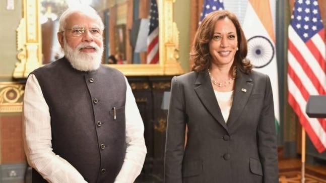 In meeting with PM Modi, US VP Kamala Harris 'suo motu' refers to Pak's role in terrorism