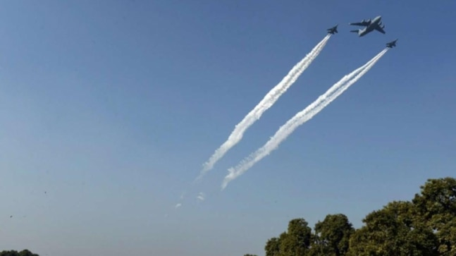 Pakistan reopens airfields near Kashmir valley, southern Afghanistan