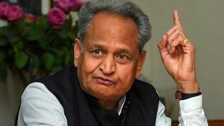Rajasthan CM Ashok Gehlot's OSD resigns after tweet triggers controversy - India News