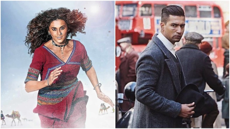 Taapsee Pannu's Rashmi Rocket and Vicky Kaushal's Sardar Udham will be released in October.