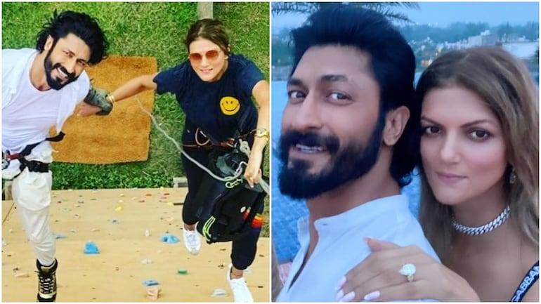 Vidyut Jammwal and Nandita Mahtani are engaged! But the Commando way - Movies News