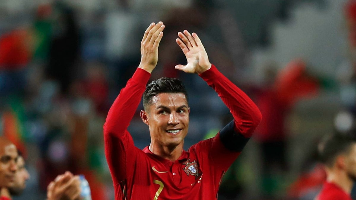 Cristiano Ronaldo becomes all-time highest goalscorer in international  football with brace against Ireland - Sports News