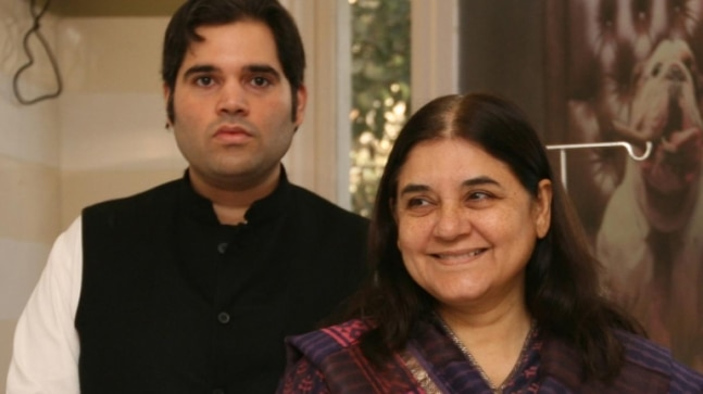 How Varun and Maneka Gandhi became irrelevant in the BJP