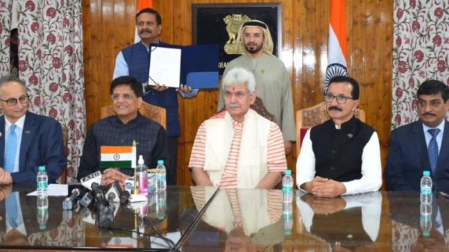India, Dubai sign pact to build infrastructure; former Pak high commissioner hails it as major success