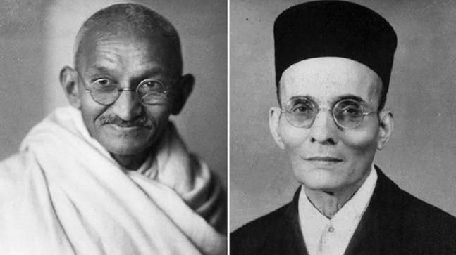 Don't think Mahatma Gandhi is father of the nation, says Savarkar's grandson