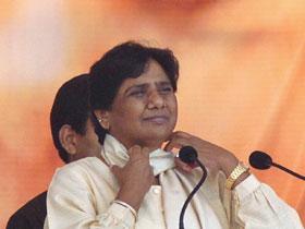 Mayawati slams Rahul Gandhi