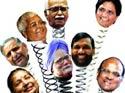 Key contestants hint post poll alliance