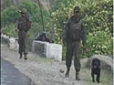 BSF thwarts infiltration bid