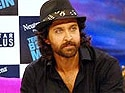 Hrithik stammered on first date