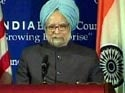 Manmohan slams assertive China