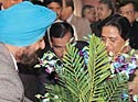 IAS suicide case: SP seeks CBI probe