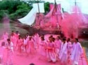 Bollywood stars celebrate Holi